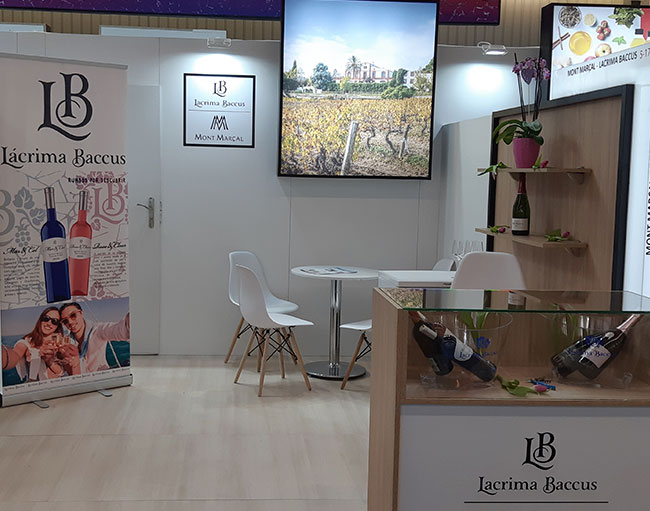 Our first experience in Biofach 2019